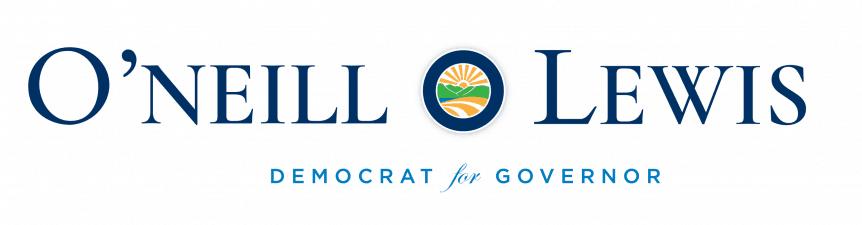 O'Neill & Lewis Ohio Governor Logo