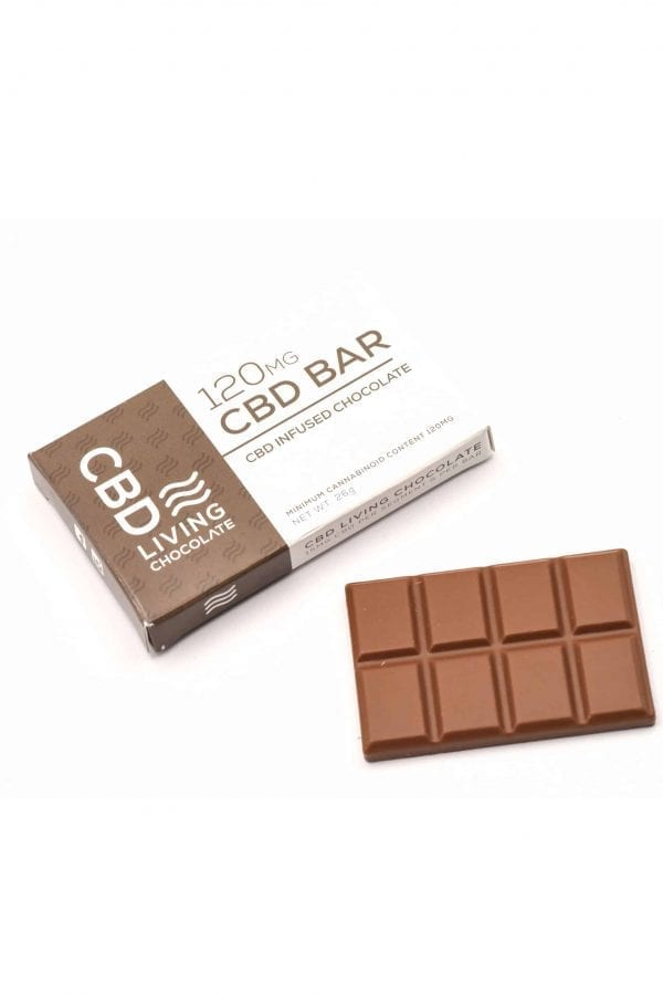 CBD Living Chocolate