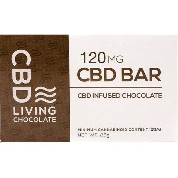 CBD Living Chocolate 2