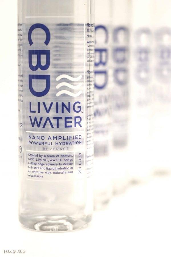 CBD Living Nano Water 4