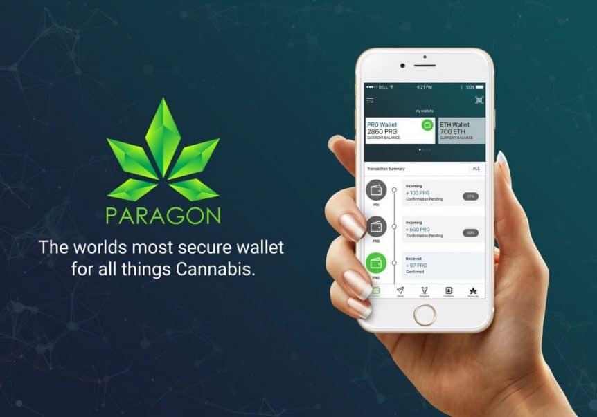 Paragon Coin App