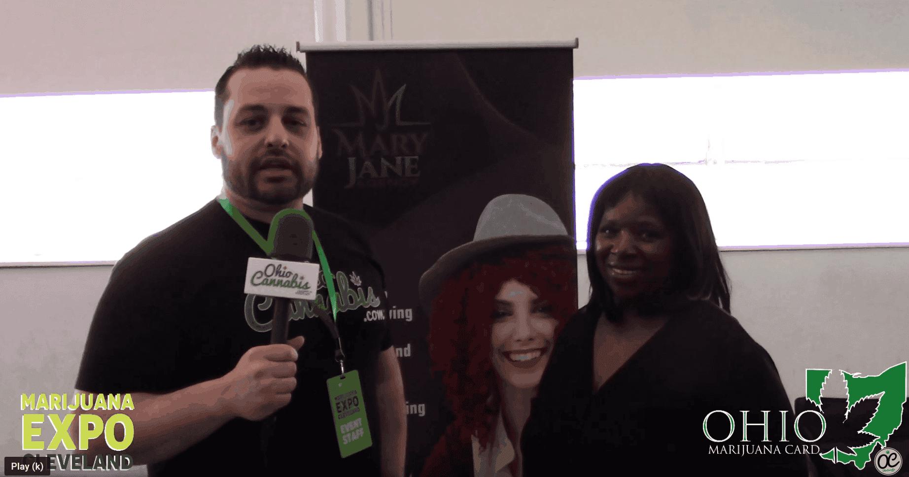 Johnny & Robin with MaryJane Agency