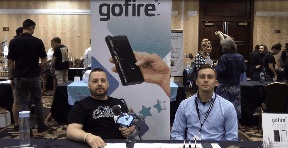 Johnny & Kaelan Donadio with GoFire Vaporizers