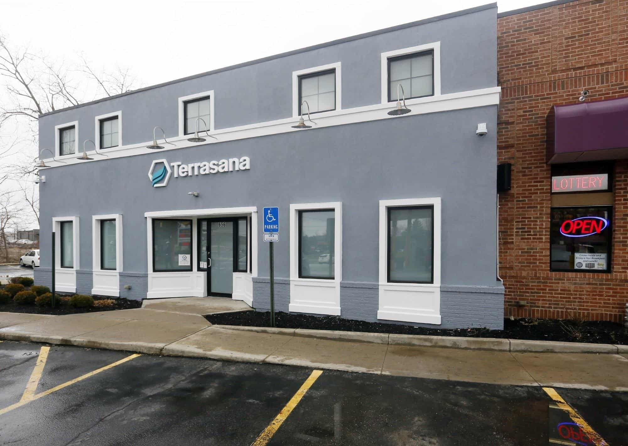 Terrasana Dispensaries (Columbus)