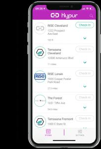 Hypur SmartPhone App